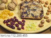 Купить «tradition cake pastry ingredients pie», фото № 12200455, снято 19 сентября 2019 г. (c) PantherMedia / Фотобанк Лори