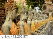 Купить «THAILAND AYUTTHAYA», фото № 12200571, снято 27 мая 2019 г. (c) PantherMedia / Фотобанк Лори