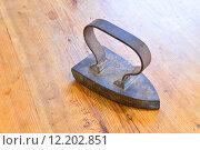 Old iron. Стоковое фото, фотограф Camil Walter Zahner / PantherMedia / Фотобанк Лори