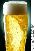 Купить «mug of beer», фото № 12227991, снято 20 апреля 2018 г. (c) PantherMedia / Фотобанк Лори