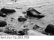 water sea ocean rock coast. Стоковое фото, фотограф Charleen Ihrecke / PantherMedia / Фотобанк Лори