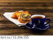 Купить «cup of tea», фото № 12394155, снято 26 марта 2019 г. (c) PantherMedia / Фотобанк Лори