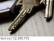 Купить «security key lock ring bunch», фото № 12399715, снято 23 ноября 2019 г. (c) PantherMedia / Фотобанк Лори
