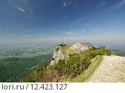 Купить «alps bavaria chiemsee chiemgau gipfelkreuz», фото № 12423127, снято 22 апреля 2019 г. (c) PantherMedia / Фотобанк Лори