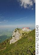 Купить «alps bavaria chiemsee chiemgau gipfelkreuz», фото № 12423643, снято 22 апреля 2019 г. (c) PantherMedia / Фотобанк Лори