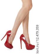 Купить «isolated sexy legs shoes shoe», фото № 12479359, снято 22 ноября 2019 г. (c) PantherMedia / Фотобанк Лори