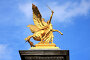gold capital wing angel bavaria, фото № 12551527, снято 1 сентября 2015 г. (c) PantherMedia / Фотобанк Лори