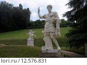 Купить «Florence, Italy, the Boboli gardens», фото № 12576831, снято 24 июля 2014 г. (c) Caro Photoagency / Фотобанк Лори
