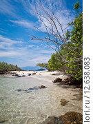 Песчаный пляж. Стоковое фото, фотограф Anya Stogova / Фотобанк Лори
