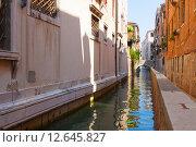 Купить «Венеция. Италия», фото № 12645827, снято 15 августа 2015 г. (c) Кирпинев Валерий / Фотобанк Лори
