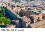 Купить «Ватикан», фото № 12645927, снято 12 августа 2015 г. (c) Кирпинев Валерий / Фотобанк Лори