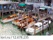 Купить «Венеция. Италия.», фото № 12678235, снято 14 августа 2015 г. (c) Кирпинев Валерий / Фотобанк Лори