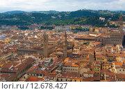 Купить «Италия Флоренция.Национальный музей Барджелло.Палаццо Веккьо.», фото № 12678427, снято 17 августа 2015 г. (c) Кирпинев Валерий / Фотобанк Лори