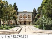 Купить «Дворец Голестан. Город Тегеран. Исламская Республика Иран.», фото № 12770851, снято 9 августа 2015 г. (c) Денис Козлов / Фотобанк Лори