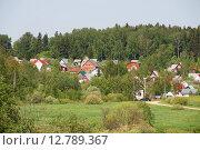 Садоводческое товарищество в Сергиево-Посадском районе Московской области (2010 год). Стоковое фото, фотограф lana1501 / Фотобанк Лори