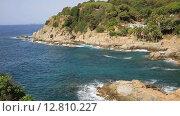 Купить «Испания, Каталория, Ллорет де Мар», видеоролик № 12810227, снято 2 октября 2015 г. (c) Валерий Назаров / Фотобанк Лори
