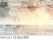 Global interaction, иллюстрация № 12822899 (c) Sergey Nivens / Фотобанк Лори