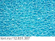 Блики в бассейне с водой. Стоковое фото, фотограф Елена Уткина / Фотобанк Лори