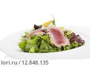 Seafood salad. Стоковое фото, фотограф Martina Kovacova / PantherMedia / Фотобанк Лори