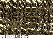 Абстрактный фон жидкий металл. Стоковая иллюстрация, иллюстратор Асия Абубакрова / Фотобанк Лори