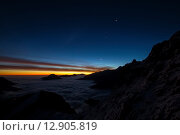 Парад планет. Стоковое фото, фотограф Валера Сабанов / Фотобанк Лори