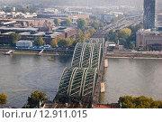 Мост (2013 год). Стоковое фото, фотограф Nicolas Naoumov / Фотобанк Лори