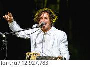 Горан Брегович (2015 год). Редакционное фото, фотограф Иван Маркуль / Фотобанк Лори