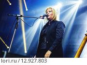 Настя Полева (2015 год). Редакционное фото, фотограф Иван Маркуль / Фотобанк Лори