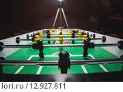 Стол для кикера. Стоковое фото, фотограф Иван Маркуль / Фотобанк Лори