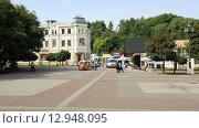 Купить «Кисловодск, курортный бульвар», видеоролик № 12948095, снято 10 сентября 2015 г. (c) Валерий Шилов / Фотобанк Лори