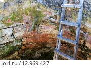 Древний колодец в Херсонесе. Стоковое фото, фотограф Оксана Зенит-Журавлева / Фотобанк Лори