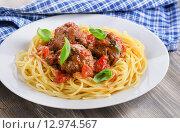 Купить «Pasta», фото № 12974567, снято 31 августа 2015 г. (c) Tatjana Baibakova / Фотобанк Лори