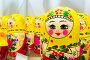 Красочные матрешки,русский сувенир, фото № 13004507, снято 30 октября 2015 г. (c) Евгений Сергеев / Фотобанк Лори