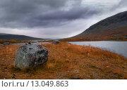 Осень в Норвегии. Стоковое фото, фотограф Свистунова Татьяна / Фотобанк Лори