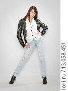 Купить «young woman person adult female», фото № 13058451, снято 21 января 2019 г. (c) PantherMedia / Фотобанк Лори