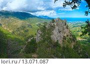 View from slope of Aj-Petri Mount. Стоковое фото, фотограф Юрий Брыкайло / Фотобанк Лори