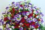 Big wonderful flowers bouquet, фото № 13072091, снято 24 марта 2014 г. (c) Юрий Брыкайло / Фотобанк Лори