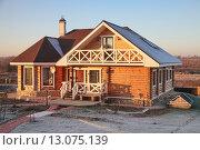 Красивые дома (2014 год). Редакционное фото, фотограф Aлександр Гаудзинский / Фотобанк Лори