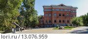 Купить «Хабаровск. Гродековский музей.», фото № 13076959, снято 7 сентября 2015 г. (c) Игорь Сарапулов / Фотобанк Лори