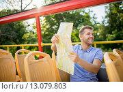 Купить «Young man», фото № 13079803, снято 1 июля 2015 г. (c) Raev Denis / Фотобанк Лори