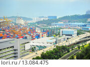 Купить «Singapore industrial suburb», фото № 13084475, снято 27 июня 2020 г. (c) PantherMedia / Фотобанк Лори