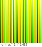 art abstract geometric striped pattern; bright colorful background in green, gold and brown colors. Стоковое фото, агентство Ingram Publishing / Фотобанк Лори