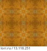 Купить «art vintage damask seamless pattern background in yellow and brown colors», фото № 13118251, снято 22 марта 2019 г. (c) Ingram Publishing / Фотобанк Лори