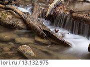 Водопад Джур-Джур (2012 год). Стоковое фото, фотограф Артем Шутов / Фотобанк Лори