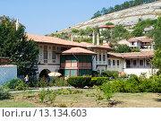 Купить «Ханский дворец. Бахчисарай, Крым», эксклюзивное фото № 13134603, снято 22 сентября 2015 г. (c) Александр Щепин / Фотобанк Лори