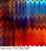 Купить «art abstract colorful zigzag geometric vertical seamless pattern background in red, orange and blue colors», фото № 13156547, снято 17 августа 2018 г. (c) Ingram Publishing / Фотобанк Лори
