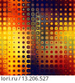 Купить «art abstract pixel geometric seamless pattern; background in gold, red, black and green colors», фото № 13206527, снято 20 марта 2019 г. (c) Ingram Publishing / Фотобанк Лори