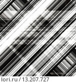 Купить «art abstract geometric diagonal pattern background in black, grey and white colors», фото № 13207727, снято 23 марта 2019 г. (c) Ingram Publishing / Фотобанк Лори