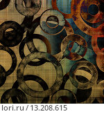 Купить «art abstract geometric textured colorful background with circles in black, green and brown colors», фото № 13208615, снято 16 июля 2018 г. (c) Ingram Publishing / Фотобанк Лори