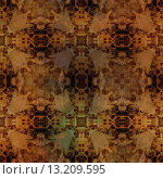 Купить «art abstract acrylic and pencil dark colorful background with damask pattern in beige, brown and orange colors», фото № 13209595, снято 21 ноября 2019 г. (c) Ingram Publishing / Фотобанк Лори